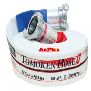 Vòi cứu hỏa Tomoken D65 x 1.3Mpa