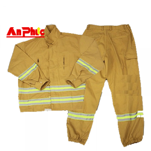 Bộ quần áo chữa cháy theo thông tư 48