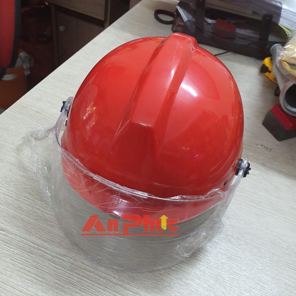 Nón trong Trang phục chữa cháy theo thông tư 48 tp hcm