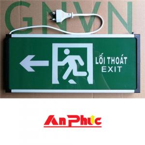 Đèn Exit thoát hiểm GNVN loại 1 mặt