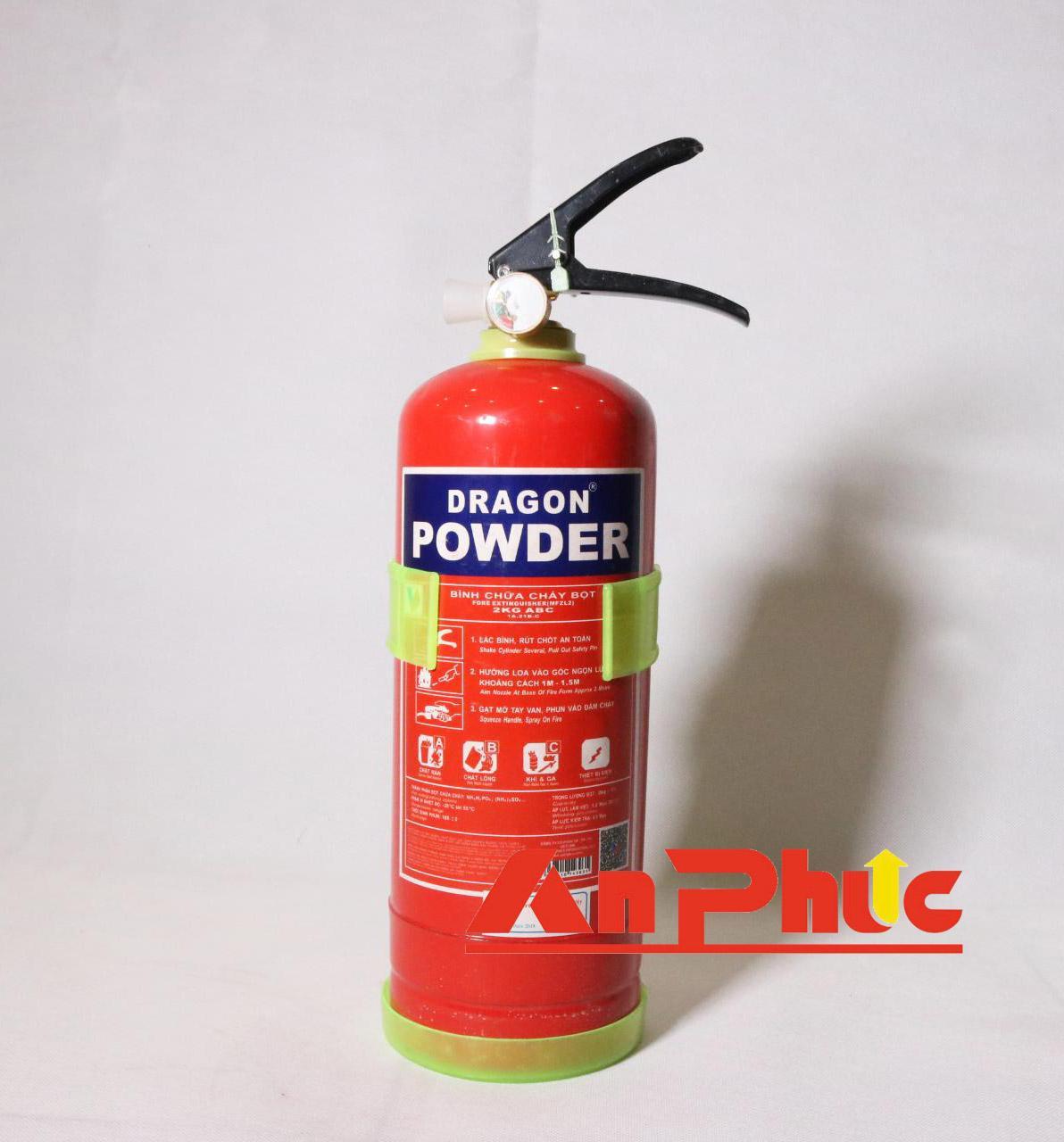 Bình chữa cháy Dragon ABC 2kg