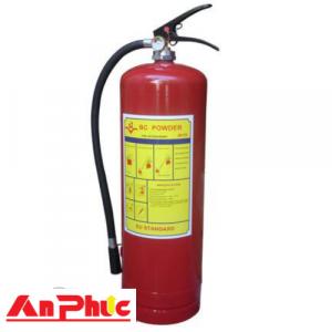 Bình chữa cháy bột BC 8kg TQ MFZ8