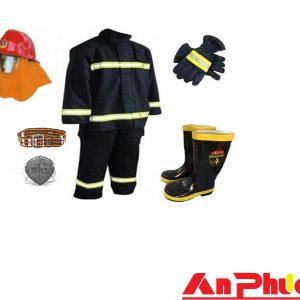 Bộ quần áo chữa cháy thông tư 56