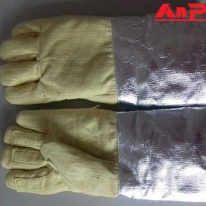 Găng tay chống cháy tráng bạc korea