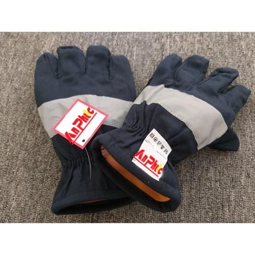 Găng tay chống cháy Korea màu xám