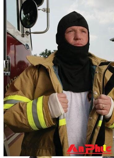 Mũ chùm Nomex bảo vệ lính cứu hỏa