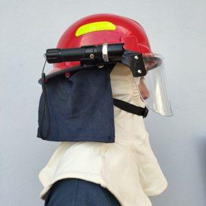 Mũ chống cháy cứu hộ FH500 Korea