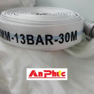 Vòi chữa cháy D50 TQ 13 bar dài 30 mét