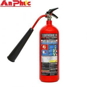 Bình chữa cháy Tomoken CO2 3kg