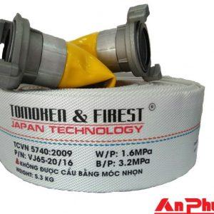 Vòi chữa cháy Tomoken D65 x 20m x 1.6Mpa