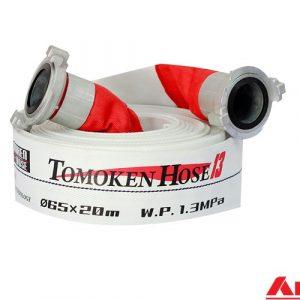 Vòi chữa cháy Tomoken D65 x 30mx 1.3Mpa