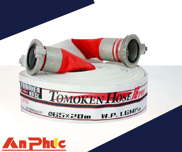Vòi chữa cháy Tomoken Pro D65 x30m